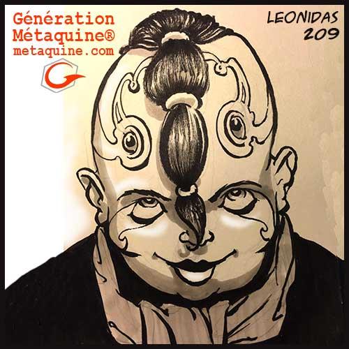 Leonidas-209